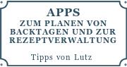 Brotbackplaner-Apps