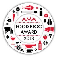 AMA Foodblog-Award 2013