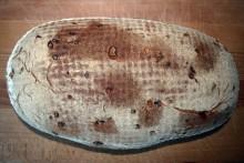 Herzhaftes Sahne-Zwiebel-Speckbrot