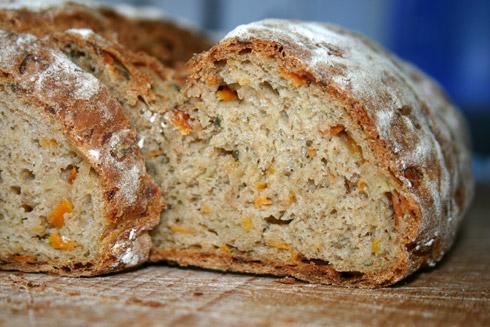 Herzhafter Geschmack - lockeres Brot