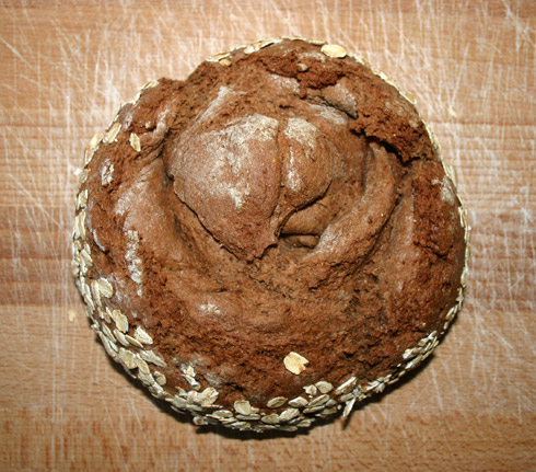Brotkrustenbombe