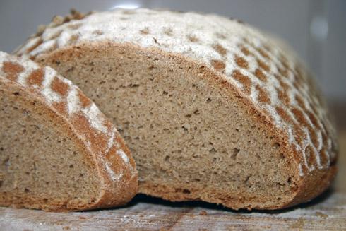 Wie vom Bäcker und sehr aromatisch.