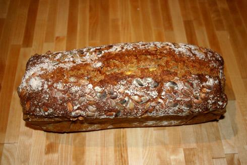 Joghurt-Kürbis-Brot