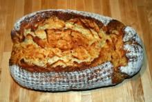 Quark-Kartoffel-Brot