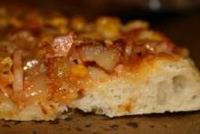 Pizzateig mit Weizensauerteig