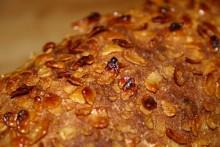 Honig-Ingwer-Brot mit Topping von Aurora