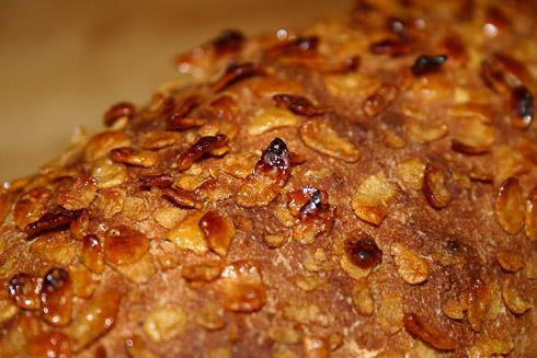 Honig-Ingwer-Brot von Aurora mit Knusper-Topping