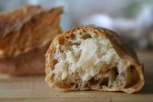 Baguettes au Levain