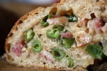 Pizzateig (lang und kalt geführt)