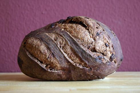Pane al Cioccolato - Italienisches Schokoladenbrot