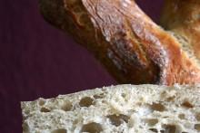 Baguettes mit Poolish und Levain