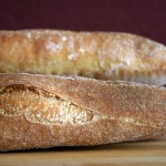 Baguettes mit Poolish nach Michel Suas