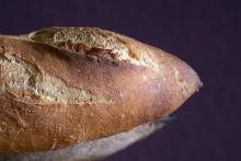 Baguette au Levain mit Poolish