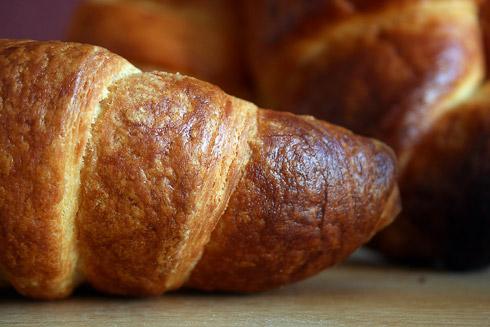 Croissants mit Vorteig nach Michel Suas