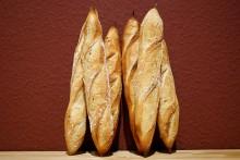 Baguette au Levain mit Poolish (5. Versuch)