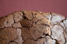 Chocolate Indulgence Cookies nach Michel Suas