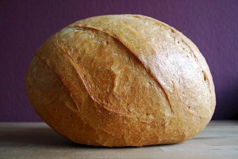 Weißbrot nach Bäcker Süpke