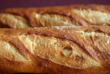 Baguette au Levain mit Poolish (12. Versuch)