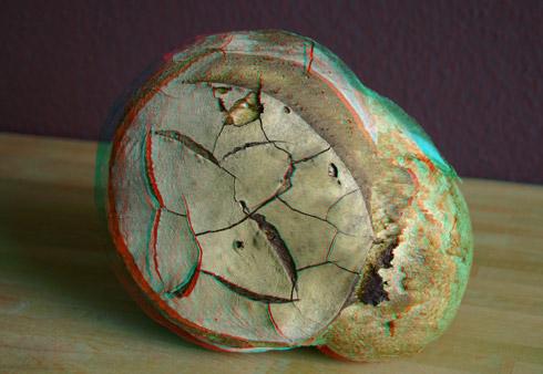 Bonus: 3D-Ansicht von Manfreds Weizenbrot (Rot-Grün-Brille nötig)