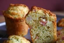 Savory Muffins (herzhafte Muffins) nach Michel Suas