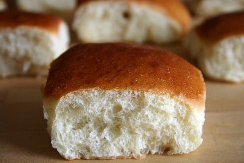 Soft Butter Rolls nach Jeffrey Hamelman