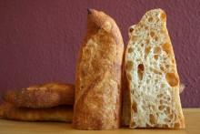 Baguette au Levain mit Poolish (22. Versuch)