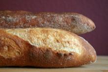 Baguette au Levain mit Poolish (24. Versuch)