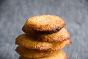 Knusprig und innen ganz leicht mürbe - Snickerdoodles mit Zimtzuckerkruste.