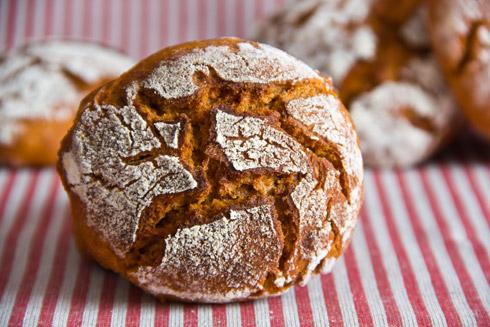 Aus alt mach neu: Tomaten-Kartoffel-Brot (2. Versuch)