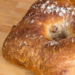 Golden Raisin Bread nach Jeffrey Hamelman