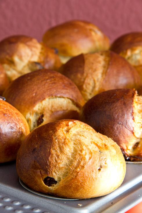 Brioche-Rosinen-Muffins - Plötzblog - Selbst gutes Brot ...