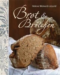 """Cover von """"Brot & Brötchen"""" von Helene Weinold-Leipold"""