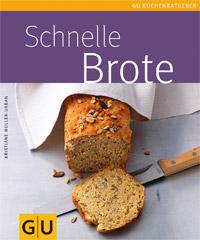 """""""Schnelle Brote"""" von Kristiane Müller-Urban"""