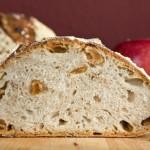 Apfelbrot aus der Normandie nach Jeffrey Hamelman