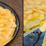 Eierschecke nach Freiberger Art (Rezept II)