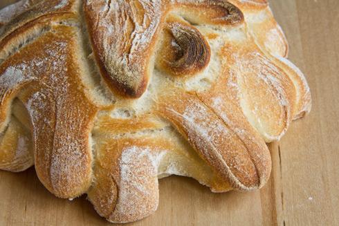 Versuch Nr. 2: L'Artichaut - das Artischocken-Brot