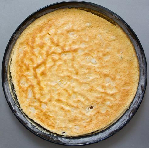 Eierschecke nach Freiberger Art (Rezept III)