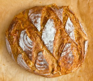 Camembert-Brot