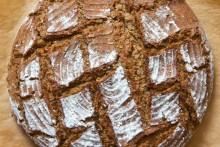 Aus alt mach neu: Quark-Hafer-Brot