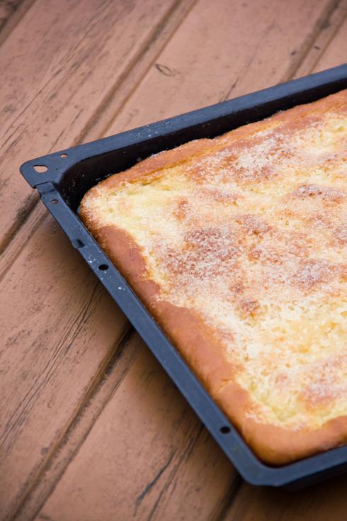 Sächsischer Zuckerkuchen