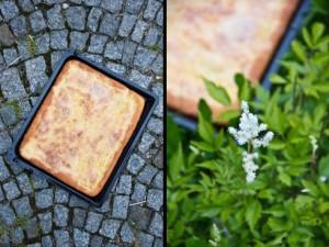 Schlicht und deshalb gut: Sächsischer Zuckerkuchen