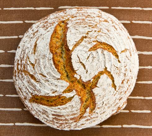 Aus alt mach neu: Möhren-Kartoffel-Brot