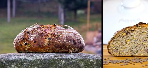 Wattig-weiche Krume mit einzigartigem Geschmack: Linsenbrot