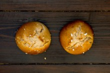 Bath Buns nach Richard Bertinet