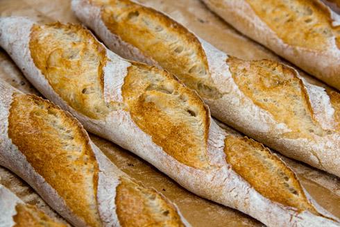 Baguettes nach Ciril Hitz (verändertes Rezept)
