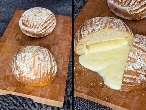 Das Brot ist so lecker gewesen, dass ich es inzwischen mehrfach gebacken habe...