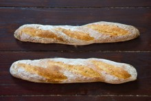 French Bread nach Jeffrey Hamelman (2. Versuch)