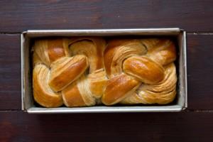 Croissant-Brot