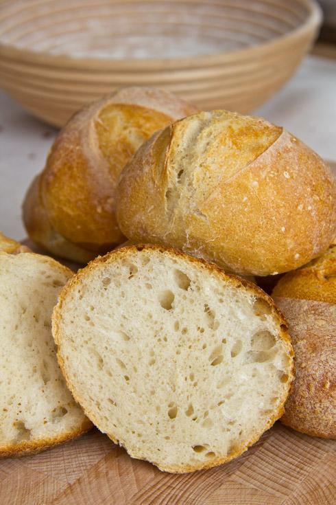 Locker und mild-aromatisch: Wiener Laberln (traditionell)