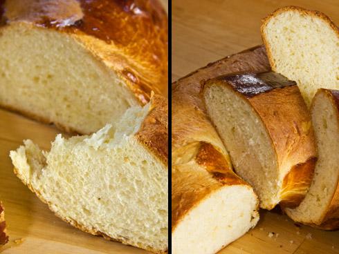 Locker, wattig-weich und süßlich-butteriges Aroma: Pogne de Romans